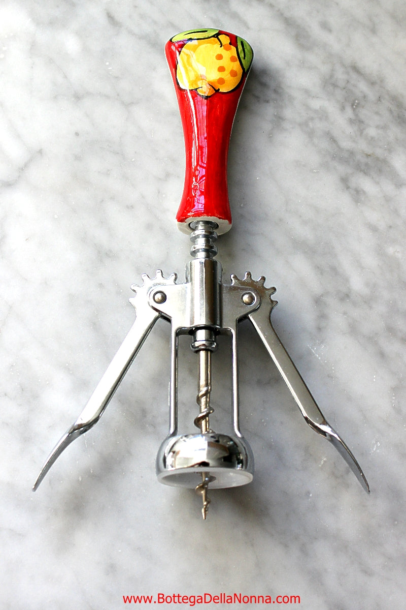 The Positano Wine Opener