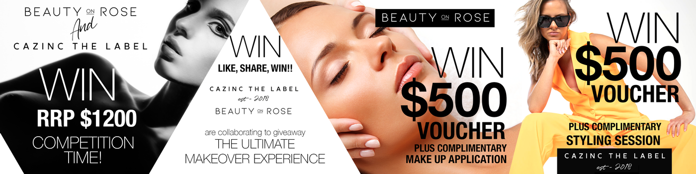 The Ultimate Beauty Experience Giveaway