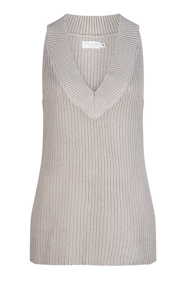 Posie Top - Grey
