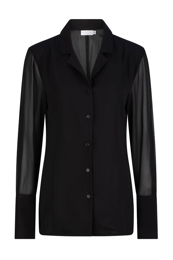 Amina Shirt - Black
