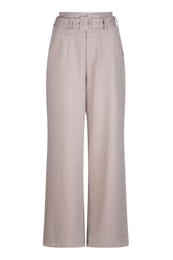 Yara Pant - Dusty Beige