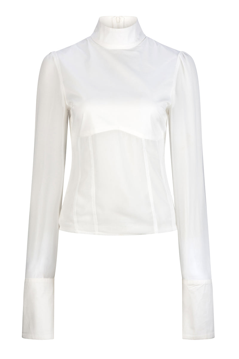 Grace Shirt - White