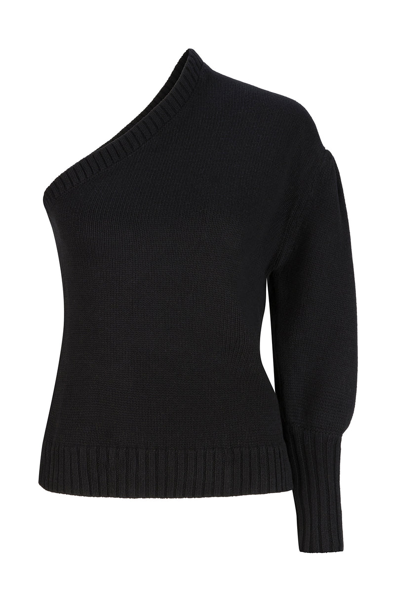 Eleanor Knit - black