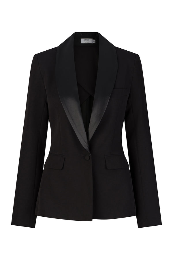 Evelyn Blazer - Midnight Black