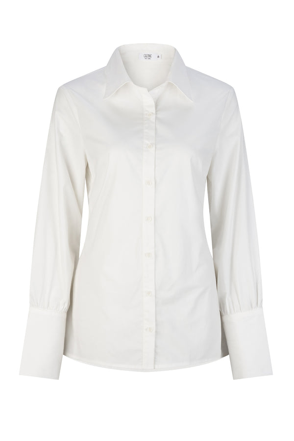 Maddison Shirt - White