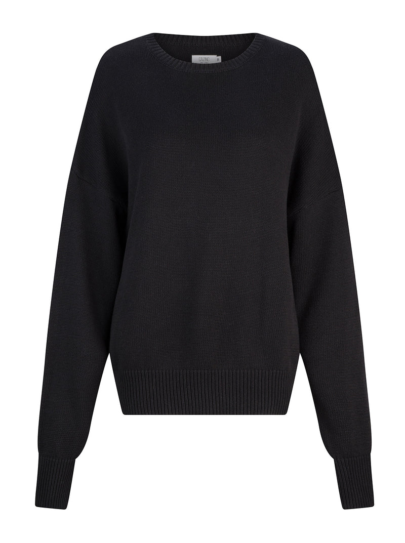 Lillian Knit - Black