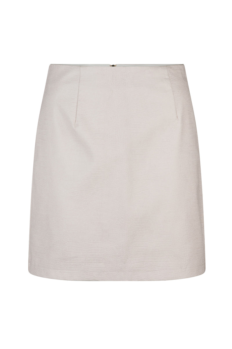 Evie Skirt - White