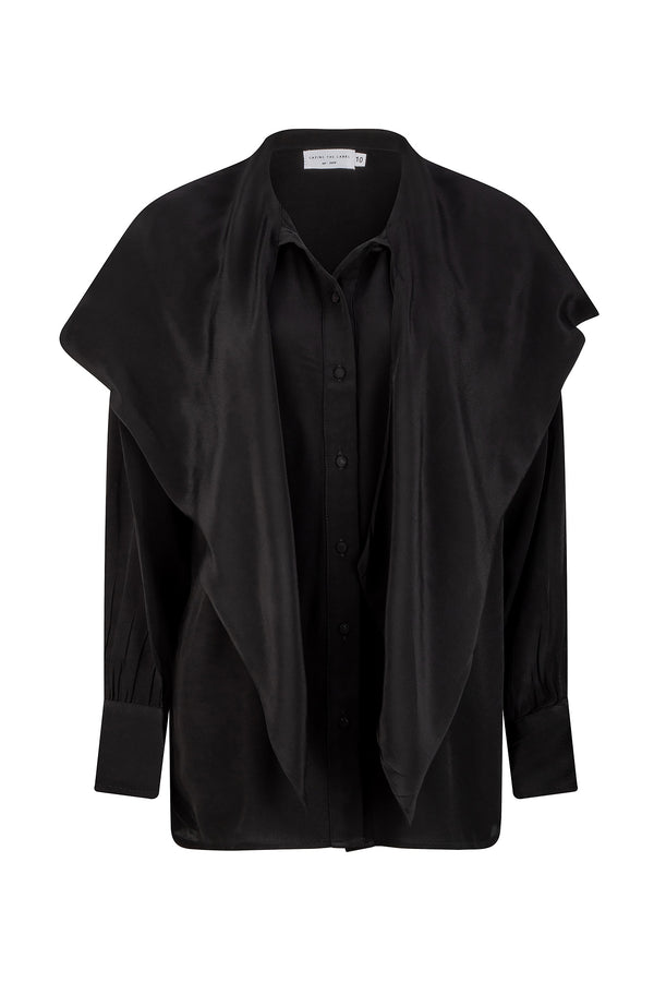 Forever Shirt - Midnight Black