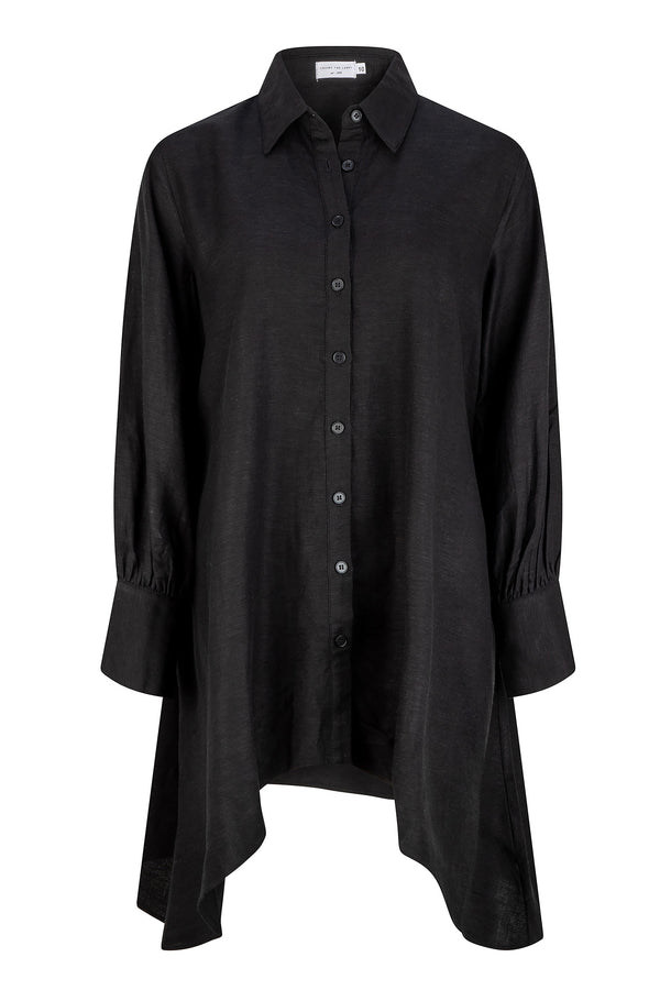 Harmony Shirt - Midnight Black