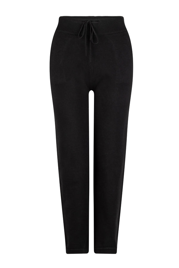 Yasmine Pants - Midnight Black