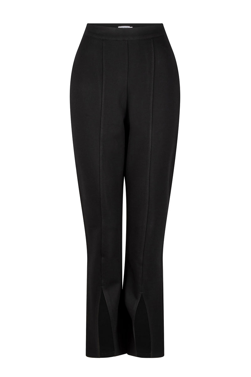 Ivory Pant - Midnight Black