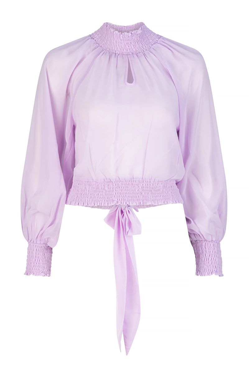 Tracey Top - Lavender