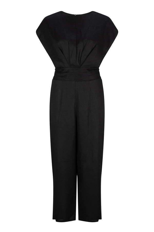 Serenity Jumpsuit - Black