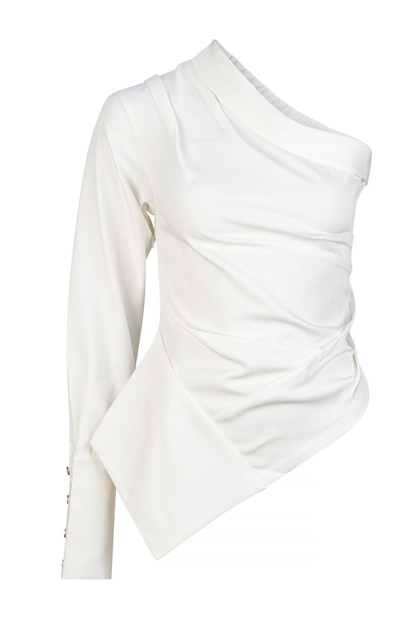 Valentina Top - White