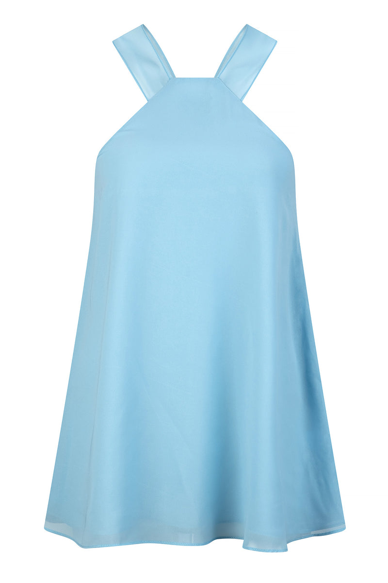Gianna Top - Blue