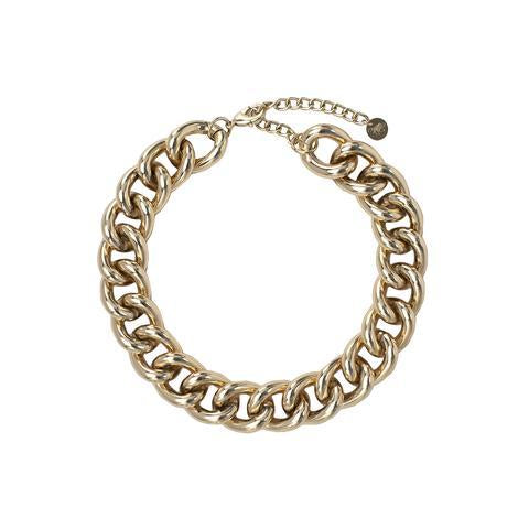Kitte Connextion Necklace -Gold