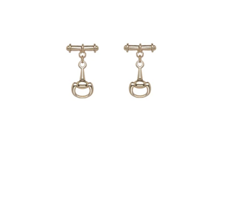 Kitte Socialite Earrings - Gold
