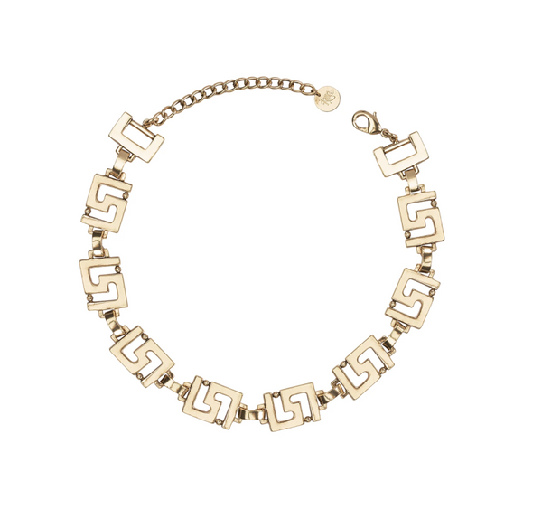 Kitte Icon Necklace - Gold