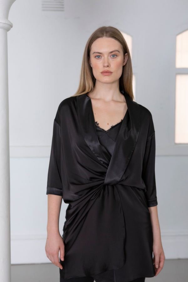 Elizabeth Silk Dress