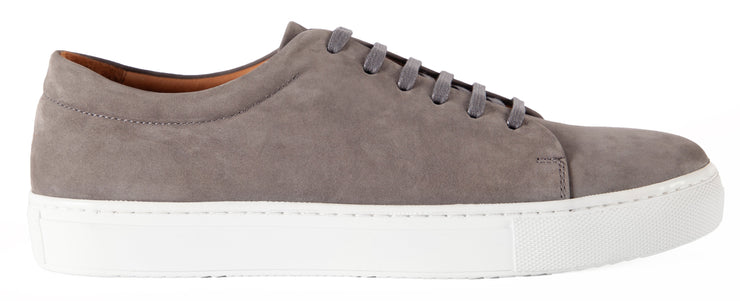 Laban Nubuck Grey