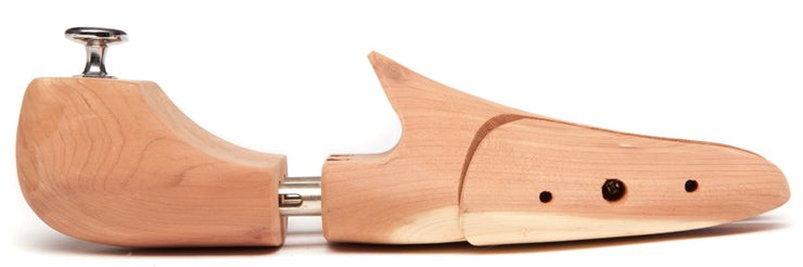 Cedar Tree Shoe Block