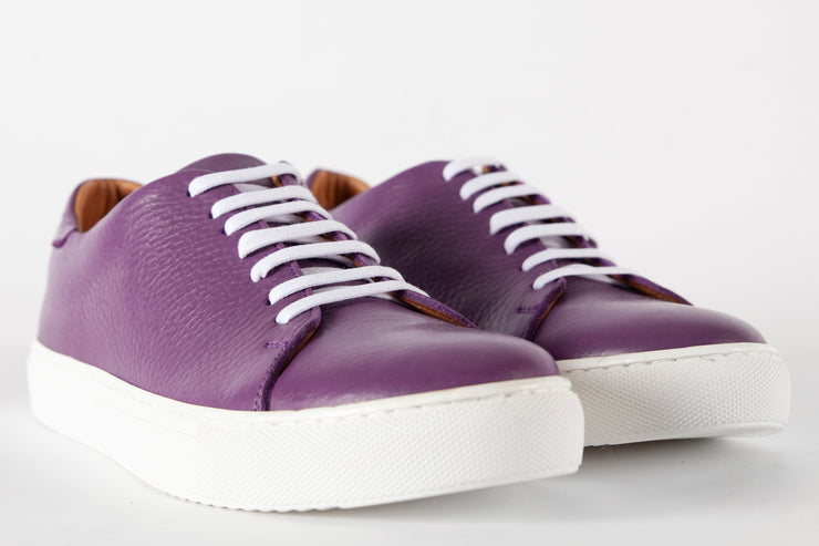 Henry Grained Purple