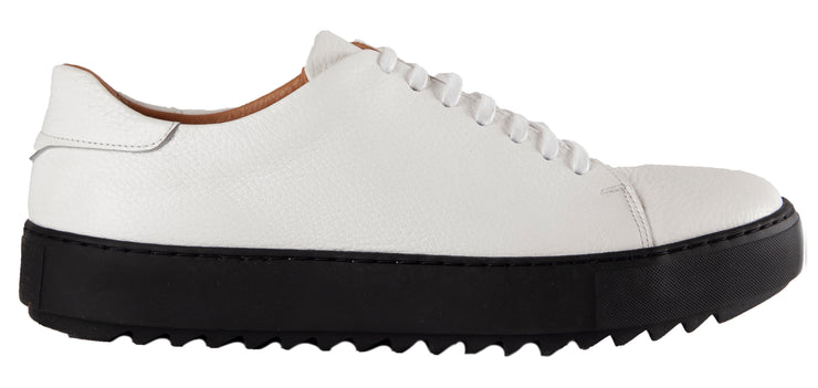 Henry Fat Sole White