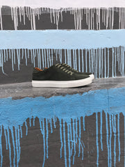 Henry Suede Green