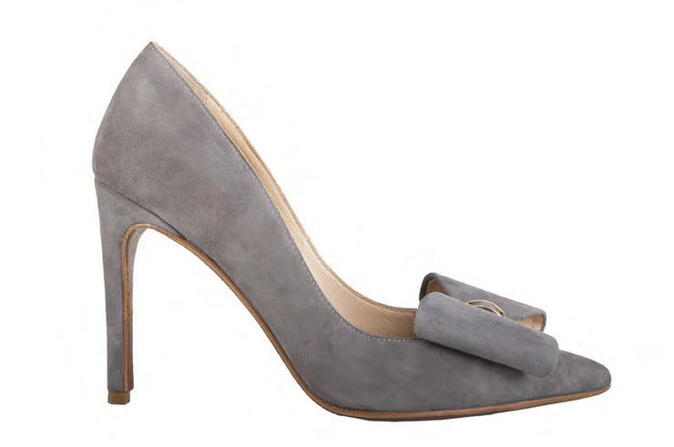 Malin Suede grey