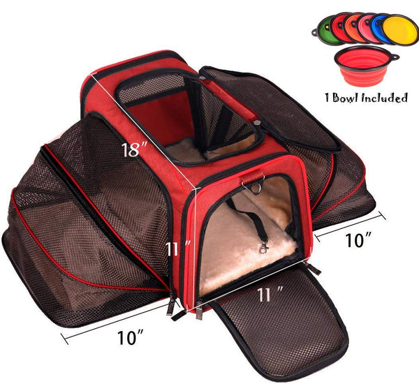 Pet Peppy Airline Approved Pet Carriers