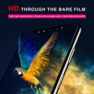 9D Tempered Glass Anti-blue-ray For Xiaomi Redmi Note 6 Xiomi Mi A2 Lite  Pocophone F1 5 Plus 6A 8 Lite Max 3