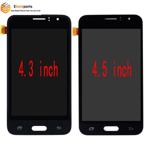 AMOLED J120F LCD For Samsung Galaxy J1 2016 J120 LCD Display J120H J120M Touch Screen Tested Digitizer Assembly