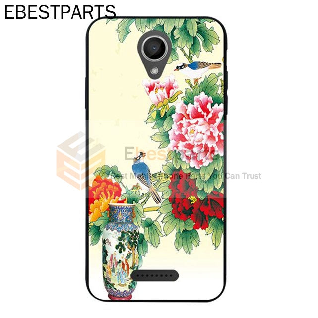 【EBP】【Factory Direct】 WIKO Harry Sunny 2 Pulp FAB View XL Vase Silicon Case