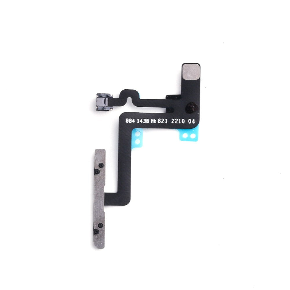 【EBESTPARTS】Volume Flex Cable with Mounting Brackets for iPhone 6 Plus