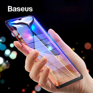 Baseus Screen Protector Full Coverage Protective Glass For iPhone X Xs Xs Max 0.3mm Tempered Glass For iPhone Xs XR