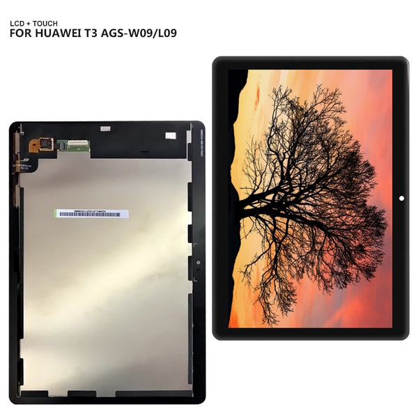"9.6"" For Huawei MediaPad T3 10 AGS-L09 AGS-W09 AGS-L03 T3 9.6 LTE LCD Display with Touch Screen Digitizer Assembly - Ebestparts Official Store"