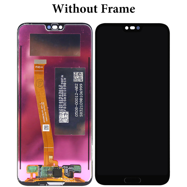 For Huawei Honor 10 LCD Display With Touch Screen Assembly Replacement For Huawei Honor 10 LCD Screen With Tools - Ebestparts Official Store