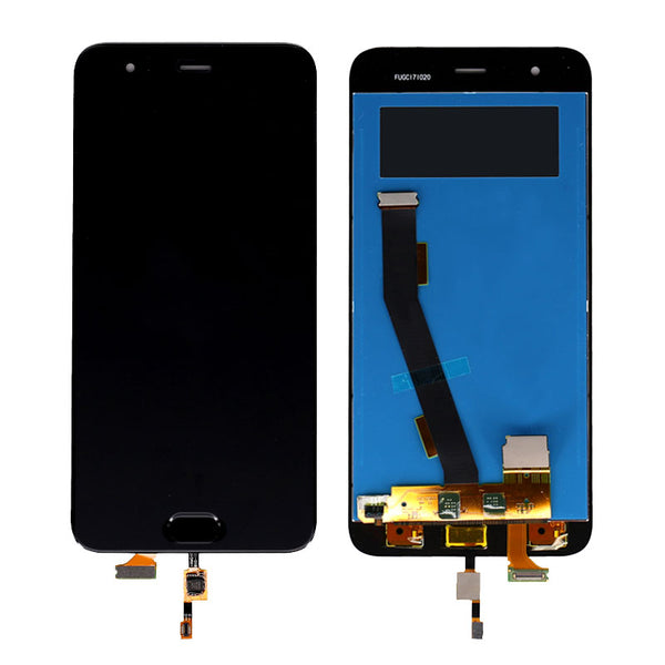 For Xiaomi Mi 6 LCD Screen Display Touch Panel With Fingerprint Assembly For Xiaomi Mi6 LCD Display Parts - Ebestparts Official Store