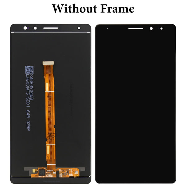 For huawei Mate 8 MT8 NXT-AL10 NXT-L29 lcd display no dead pixel For lcd screen replacement assembly with touch screen - Ebestparts Official Store