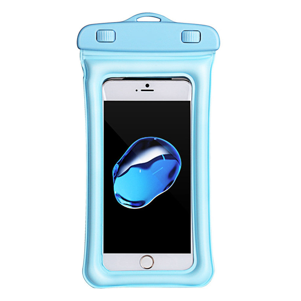 Floating Waterproof Phone Case Waterproof Pouch Cell Phone Dry Bag For iPhone X Waterproof Case Cover Underwater Pouch
