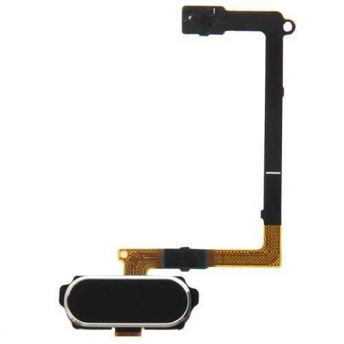 For Galaxy S6 G920 Home Button with Flex Cable Ribbon - Ebestparts Official Store