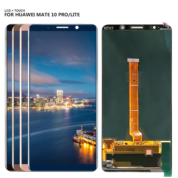 For Huawei Mate 10 Pro LCD Display Touch Screen Digitizer Glass Panel Assembly + Tools - Ebestparts Official Store