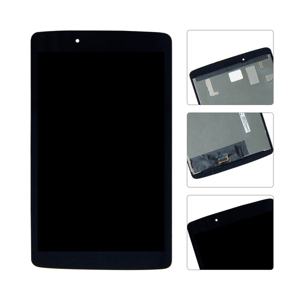 For LG G Pad 8.0 V480 V490 LCD Display Matrix Touch Screen Digitizer Panel Sensor Glass Tablet Assembly Replacement - Ebestparts Official Store