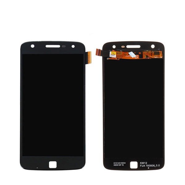 "For Motorola Moto Z Play XT1635 LCD Display & Touch Screen Digitizer Assembly No Frame Best Quality 5.5"" 1920*1080 - Ebestparts Official Store"