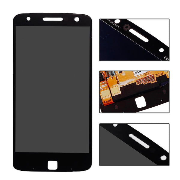 For Motorola Z Droid Edition XLTE XT1650 XT1650-01 XT1650-03 LCD Display Touch Screen Digitizer For Moto Z Droid Edition display - Ebestparts Official Store