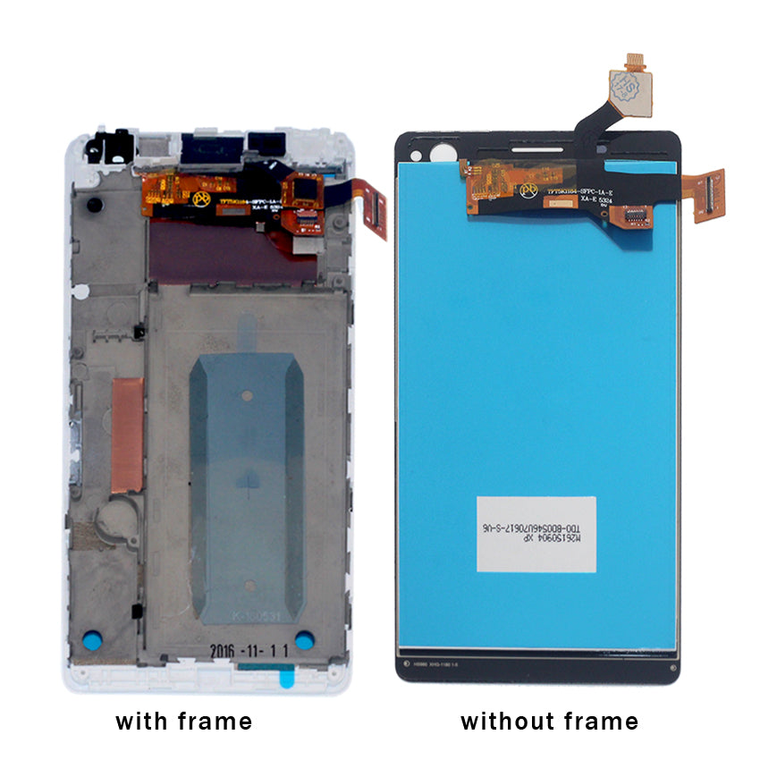 For Sony Xperia C4 Display with Touch Screen Digitizer For Sony Xperia C4 LCD E5303 E5306 E5333 Display Screen LCD - Ebestparts Official Store
