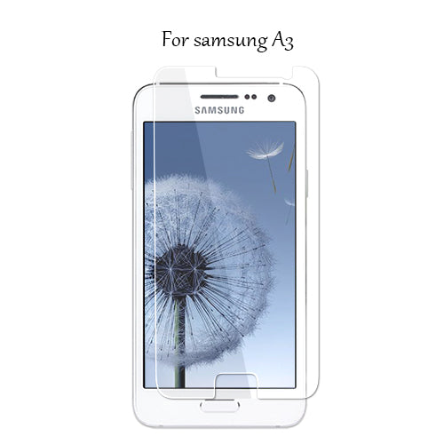 9H 2.5D Tempered glass for samsung galaxy A5 A7 A8 A3 2016 2017 screen protector for galaxy A310 A510 A710 A320 A520 A720 - Ebestparts Official Store