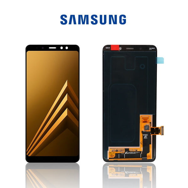 Display LCD Screen for SAMSUNG Galaxy A8 Plus 2018 LCD A730  A8 2018 LCD A530 Display Touch Digitizer Replacement - Ebestparts Official Store