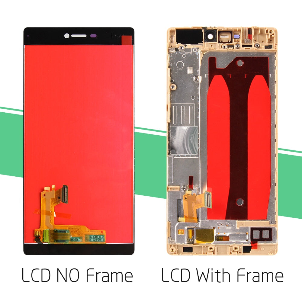 LCD For HUAWEI P8 LCD Display Touch Screen Digitizer Assembly Replacement GRA-L09