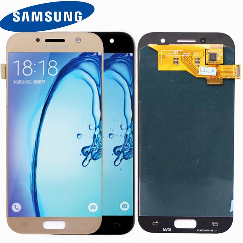 LCD for SAMSUNG Galaxy A5 2017 Display Touch Screen Digitizer A520 A520F SM-A520F Replacement Parts